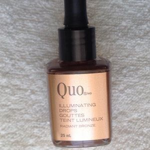Quo Radiant Bronze Illuminating Drops